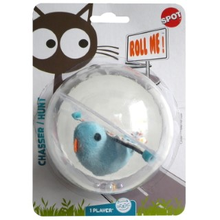 Rolling bird cat toy 323660