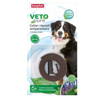 Collier insectifuge grand chien Beaphar 32955
