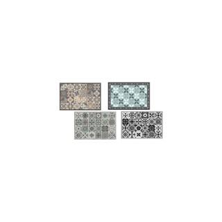 Paillasson déco Ciment - 90x60 cm 329636