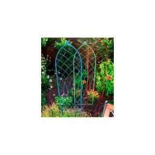 Treillis à planter Birdy Trellis, coloris vert, bleu, rouge, 38 x 150 cm