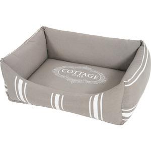 Sofa pour chien cottage L. 55 x l. 43,1 x H. 23.2 cm 334380