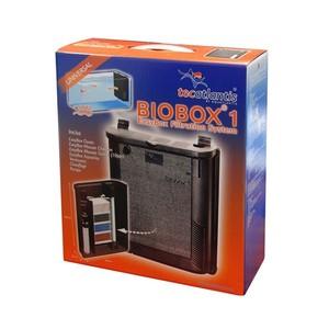 Filtre aquarium interieur Biobox N° 1 équipé