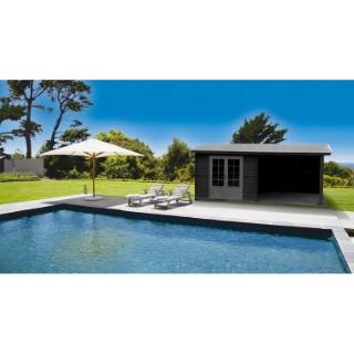 Abri de jardin Antibes 18,5 m²