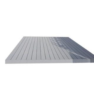 Option plancher terrasse 12m² pour abri Royan