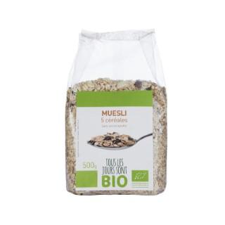 Muesli 5 Céréales 334819