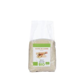 Sucre de canne blond Bio 1 kg