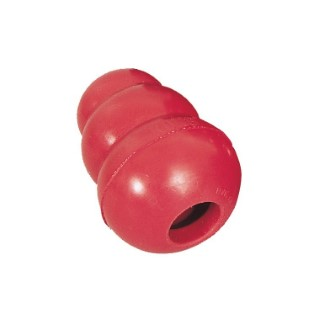 Jouet Chien Kong 7cm classic small rouge