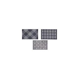 Paillasson Black & White - 75x50 cm