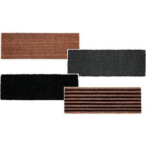 Paillasson Solapur en fibres de coco - 75 x 25 cm