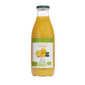 Jus d'orange Bio 1L