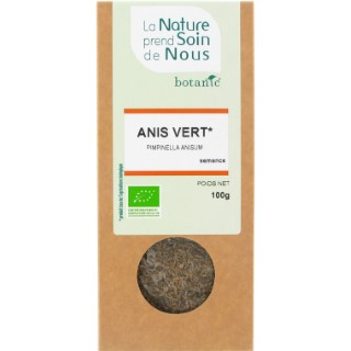 Anis vert semence pour infusion