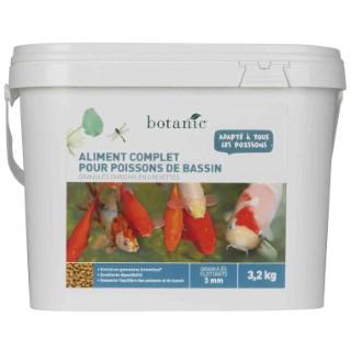 Nourriture pour poissons de bassin Botanic 3200 g 335542