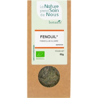 Fenouil semence pour infusion
