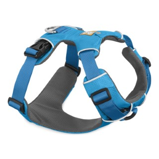Harnais pour chien front range bleu taille L et XL 335912