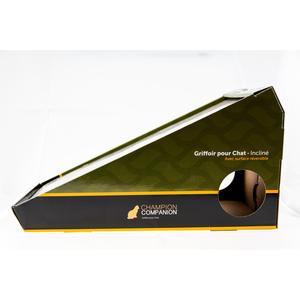 Griffoir pour chat Scratcher Incline 47,5x20x26 cm 336249