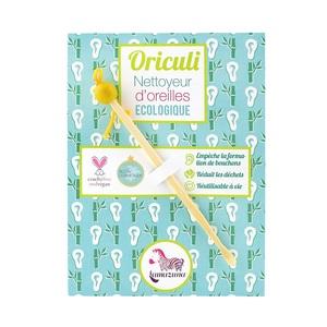 Oriculi cure-oreilles écologique bleu 341035