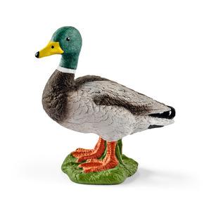 Figurine Canard Série Animaux de la ferme 5x2,9x4,5 cm 341147