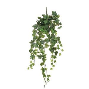 Lierre vert artificiel à suspendre 86 cm 341188