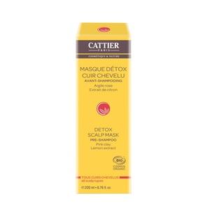 Masque réparateur pour cheveux secs bio en pot de 200 ml 341397