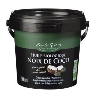 Huile de coco désodorisée - 50 cl 341505