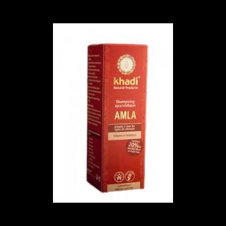 Shampoing ayurvédique amla bio pour cheveux ternes en format 210 ml 342573