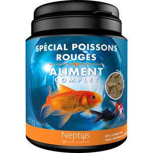 Aliment complet (flocons) pour poissons rouges - Boîte 250 ml 342996
