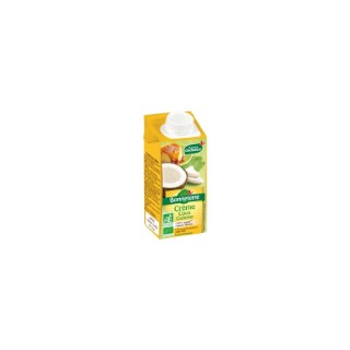Crème de coco pour la cuisine Bonneterre bio 200 ml 343272