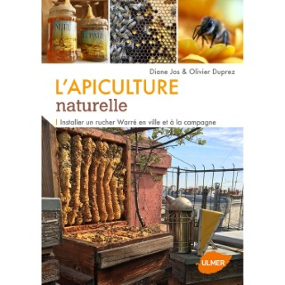L'apiculture Naturelle 144 pages Éditions Eugen ULMER 343670