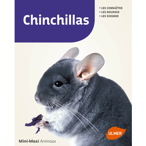 Chinchillas 64 pages Éditions Eugen ULMER 343684