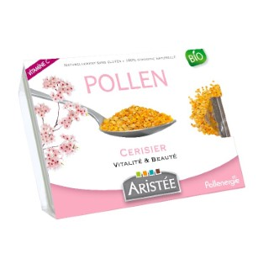 Pollen de cerisier bio en barquette de 250 g 344152