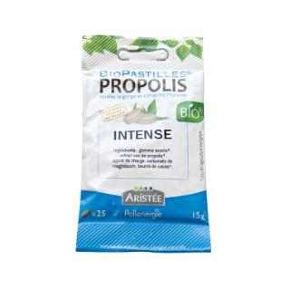 Biopastilles propolis intense en sachet de 15 g 344414