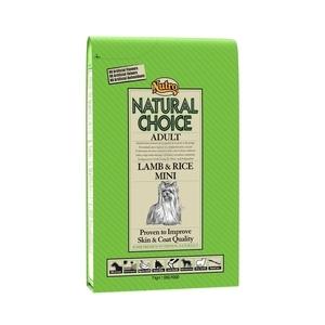 Croquette Chien Natural Choice Adulte Mini Agneau Nutro 7 Kg