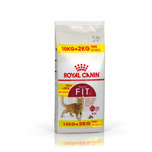 Croquettes Royal Canin Fit32 12+2 kg 346612