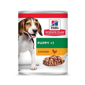 Nourriture pour chiots Canine Puppy Hill's - Boîte de 370 gr 347126