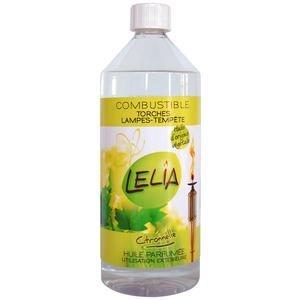 Huile végétale citronnelle 1 L