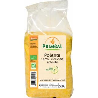 Semoule de maïs bio cuisson rapide en sachet de 500 g 349416
