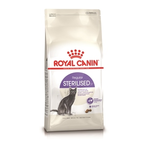 Croquette 2kg chat stérilisé Royal Canin 354857