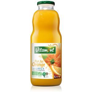 Pur Jus D'oranges Bio VITAMONT