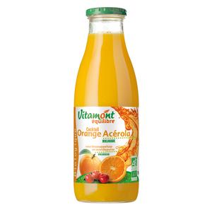 Cocktail bio Orange Acerola 75 cl