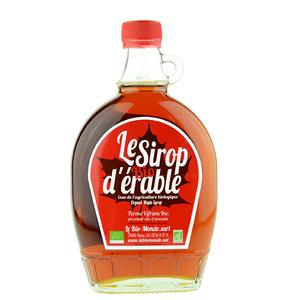 Sirop d'Erable 500ml Bio LE BIOMONDE