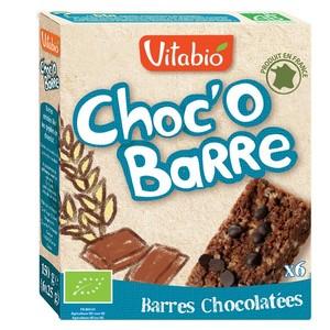 Choc o Barres bio 150 g VITABIO