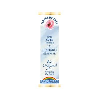 Élixir n°2 Biofloral de tremble en flacon de 20 ml 356119