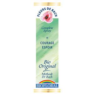 Complexe n°4 Biofloral courage et espoir en spray de 20 ml 356163