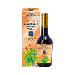 Élixir concentration, mémoire et vitalité en flacon de 375 ml 356170