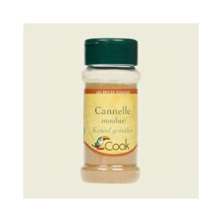 Cannelle en poudre bio en pot de 30 g 356555