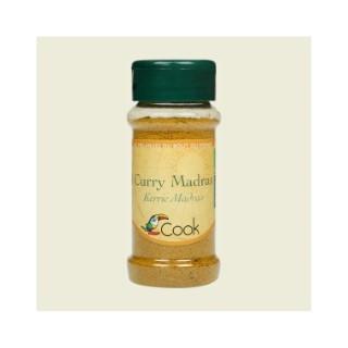 Curry bio dans un pot de 35 g 356605