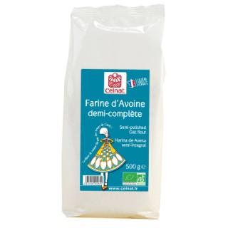 Farine d'avoine CELNAT 356884