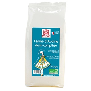 Farine d'avoine