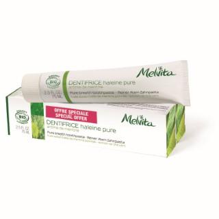 Dentifrice haleine fraiche Melvita 75 ml