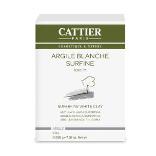 Argile blanche surfine 200 g